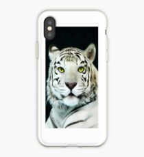 ☝ ☞ WHITE TIGER IPHONE CASE ☝ ☞ iPhone Case