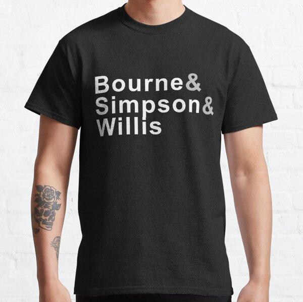 Bourne & Simpson & Willis Classic T-Shirt