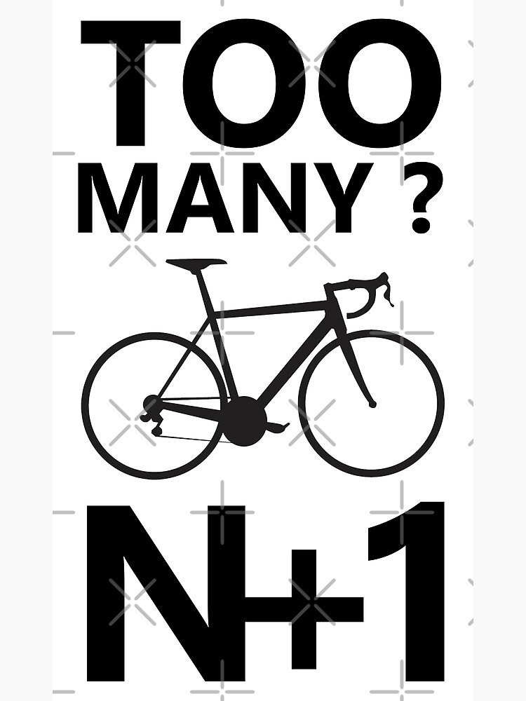 N+1 Cycling by V1P1anner