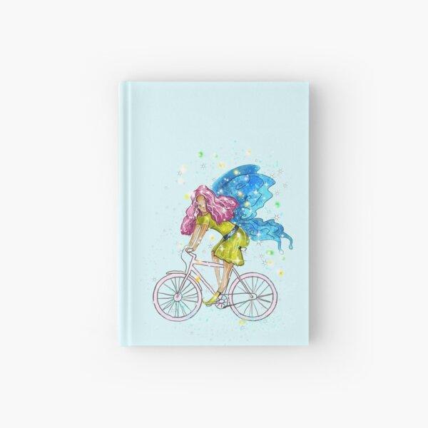 Waneta The Transportation Fairy™  Hardcover Journal