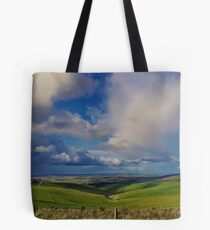 """""""Tempests Through The Valley"""" Tote Bag"""