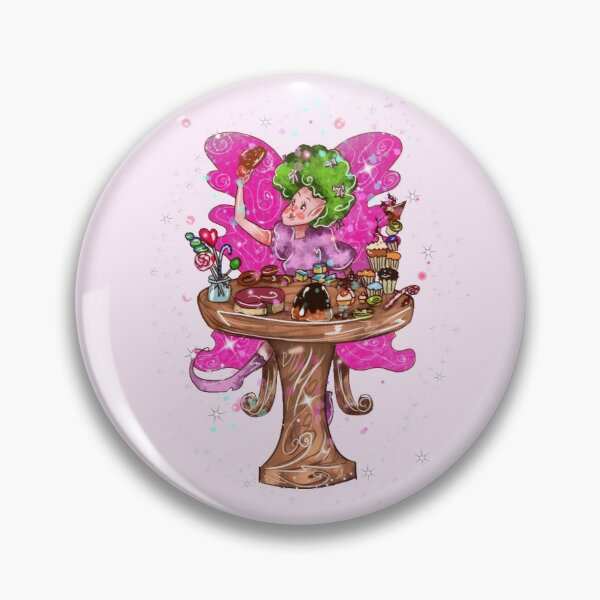 Saretta The Sweets, Foods, & Refreshments Fairy™ Pin
