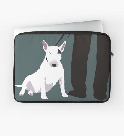 Bull terrier Laptop Sleeve