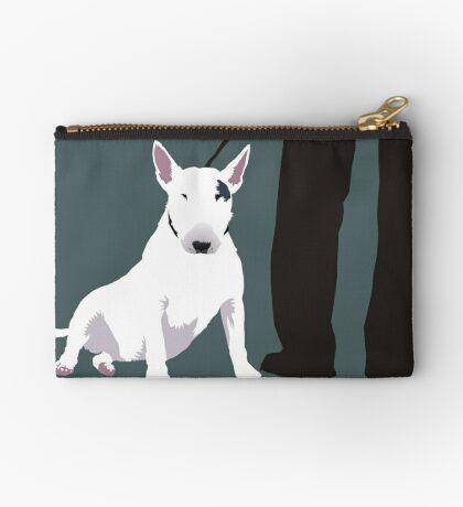 Bull terrier Studio Pouch