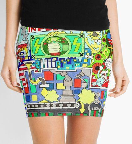Eleventyfour Mini Skirt