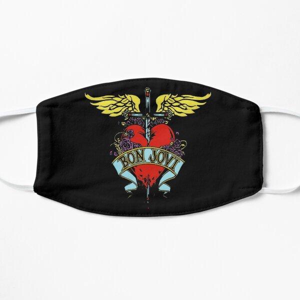 yellow wings bon heart jovi sword Mask