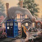 Something odd in the Garden by David Irvine