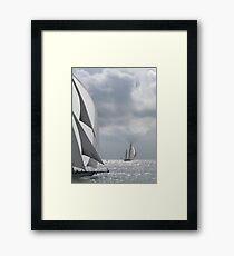 Panerai Classic Yachts Challenge Framed Print
