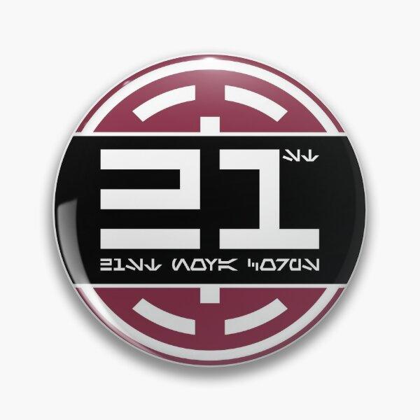 21e Nova Corps Logo Badge