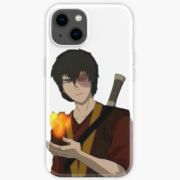 Zuko  iPhone Soft Case