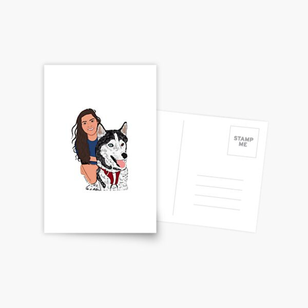 Alia Postcard