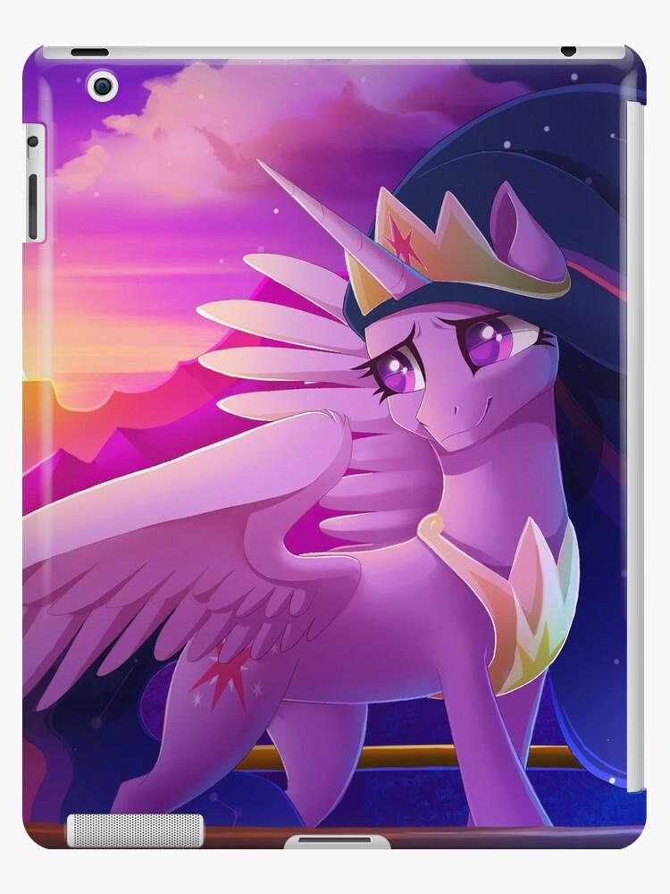 Princess Twilight Sparkle Ipad Case Skin By Sacredroses Redbubble