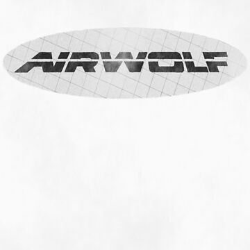 Airwolf Retro II by CJSDesign