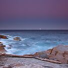 La Perouse Sun Set by Andi Surjanto