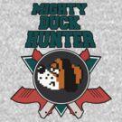 Mighty Duck Hunter by Baardei