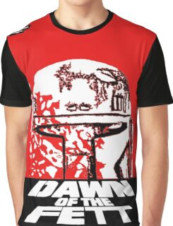 DAWN OF THE FETT Graphic T-Shirt