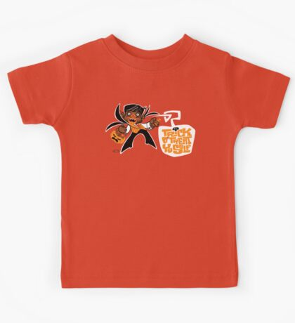Trick O' Treat Yo Self Kids Clothes