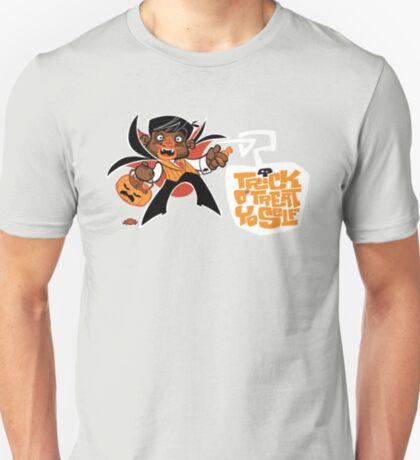 Trick O' Treat Yo Self T-Shirt