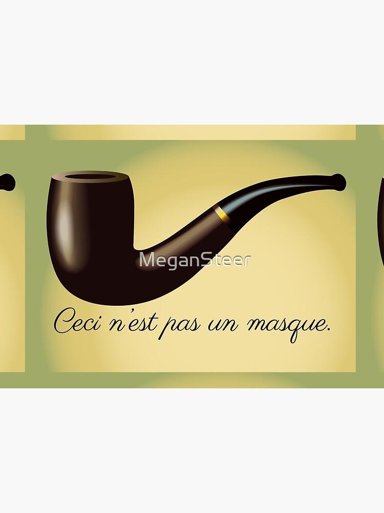 Ode to Magritte by MeganSteer