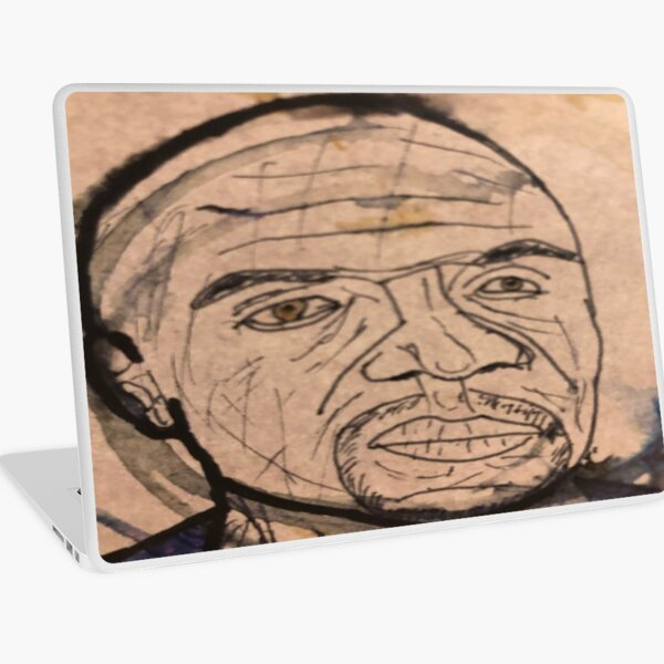 The Great Terry Crews Laptop Skin