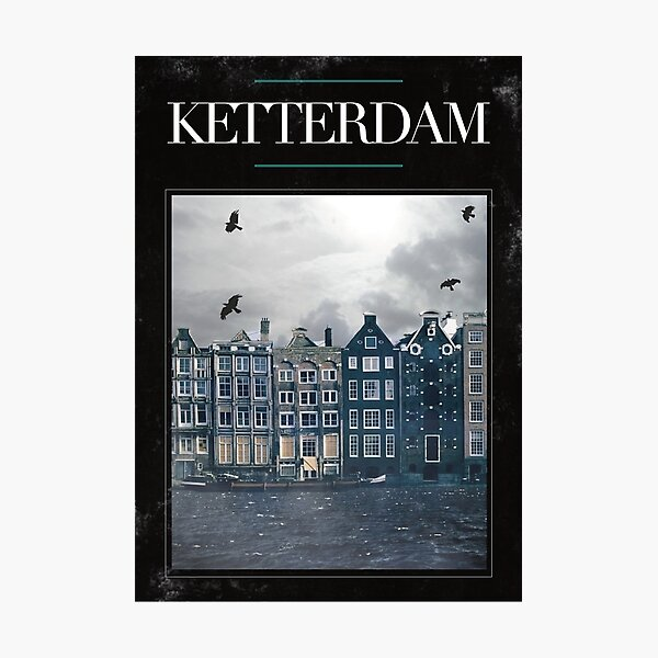 Ketterdam Photographic Print