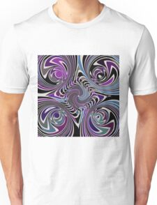 pattern meditation concentration and awareness Unisex T-Shirt