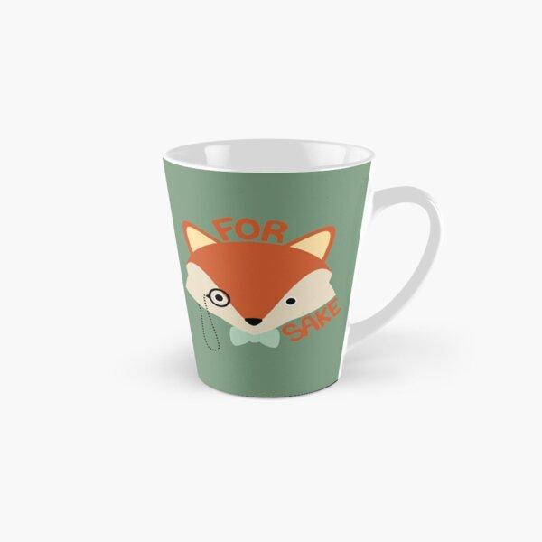 pour l'amour du renard Mug long