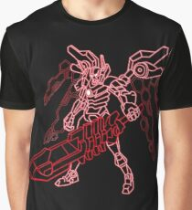 Mecha Robo V2 Graphic T-Shirt