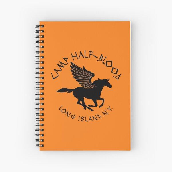 Camp Half-Blood Spiral Notebook