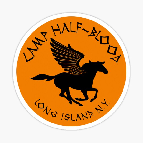 Camp Half-Blood Sticker
