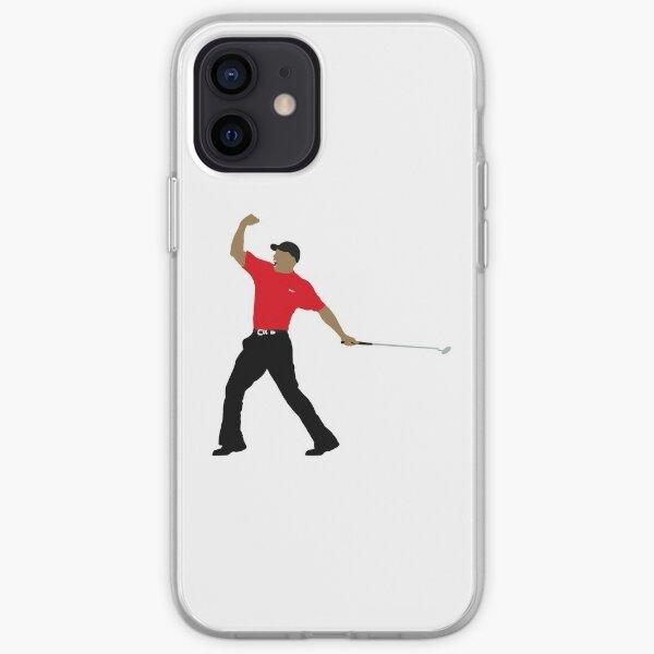 Tiger fist pump iPhone Soft Case