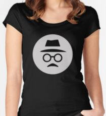 Fernando Pessoa Women's Fitted Scoop T-Shirt