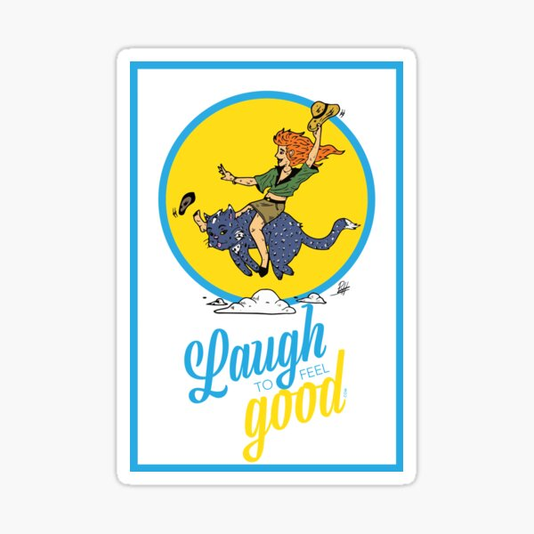 Yee Haw Cat McGraw Sticker