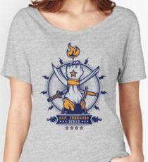 CAP.COMMANDO Women's Relaxed Fit T-Shirt