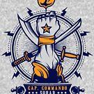 CAP.COMMANDO by MeleeNinja