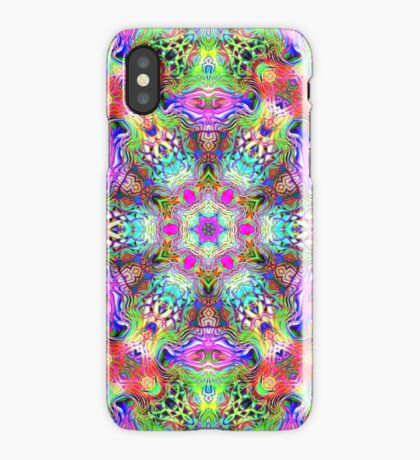 Blacklight iPhone Case