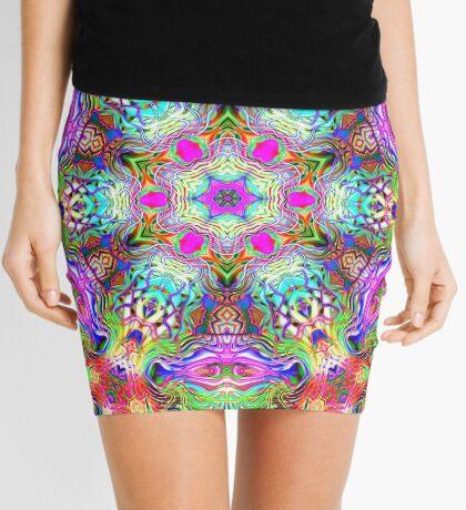 Blacklight Mini Skirt