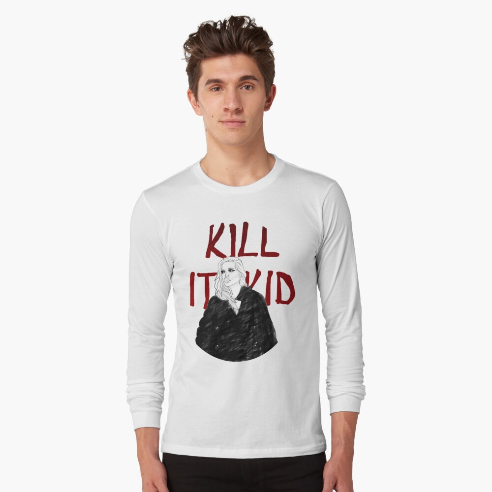 Kill It Kid Long Sleeve T-Shirt