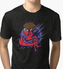 Flying Dragon Tri-blend T-Shirt