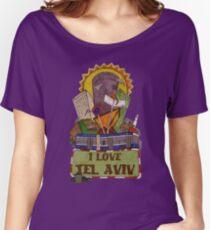 I love Tel Aviv Women's Relaxed Fit T-Shirt