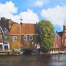 Delfshaven, Rotterdam, Holland (Delft Port), C. 1650 by Jsimone