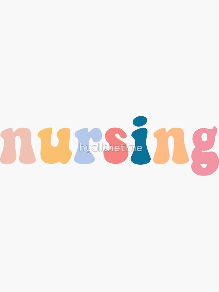nursing by hyallthetime