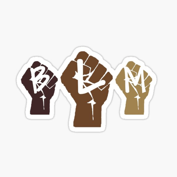 Black Lives Matter [100% of Proceeds go to NAACP] Sticker