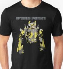 Optimus Primate T-Shirt