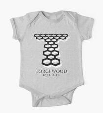 Torchwood One Piece - Short Sleeve