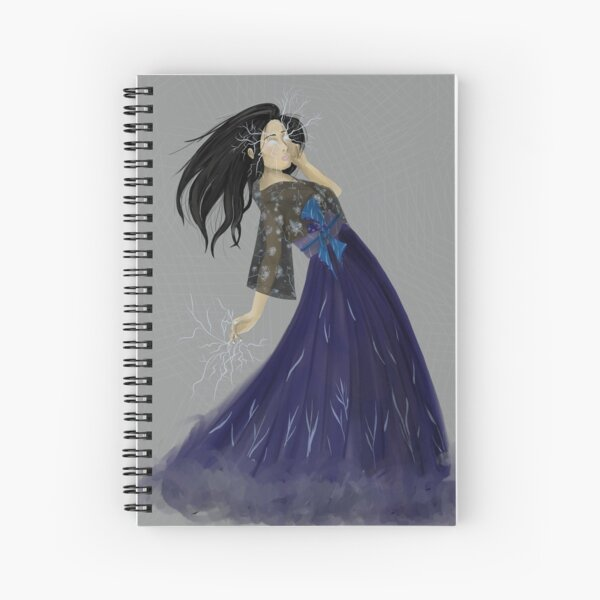The Thunder Spiral Notebook