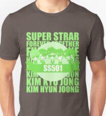 SS501 Chibi Unisex T-Shirt