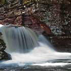 silky fountain by Penny Fawver
