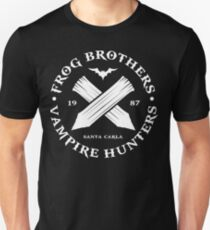 The Lost Boys - Frog Brothers Bros Vampire Hunters Unisex T-Shirt