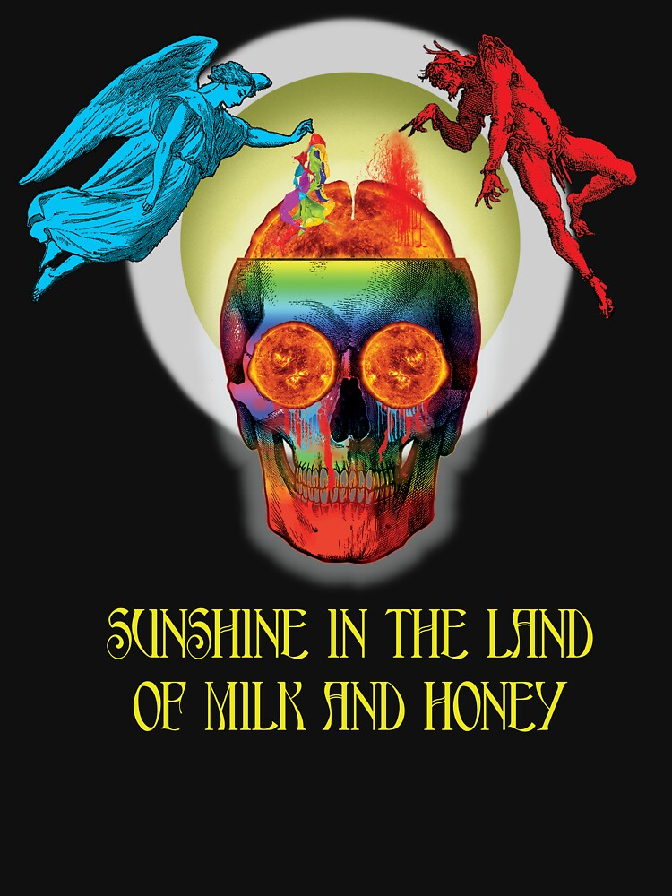 Sunshine In The Land Of Milk And Honey by BAFunkenstein